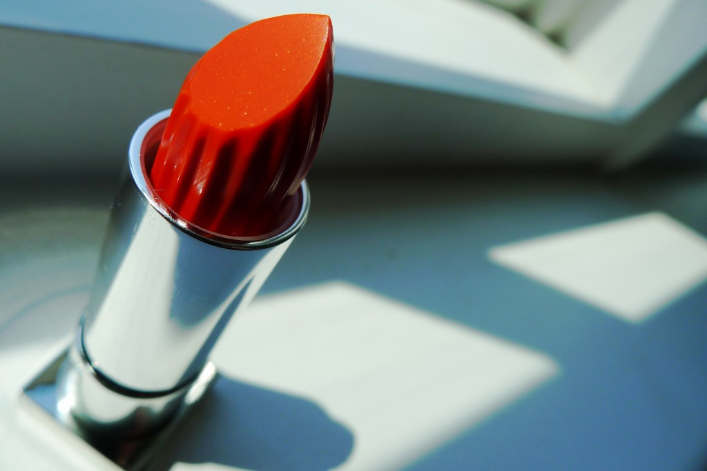 Pantone, Color of the Year 2012, Tangerine Tango, Sephora, Lipstick, Higgs Boson
