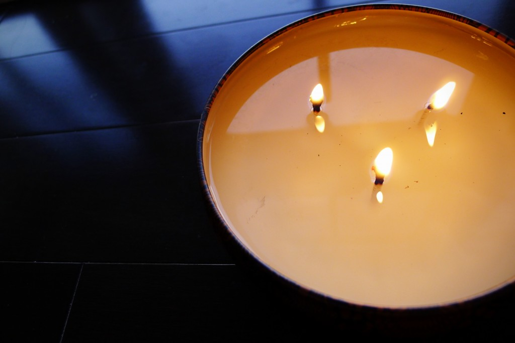 Baltic Amber, Voluspa, Candle, Home