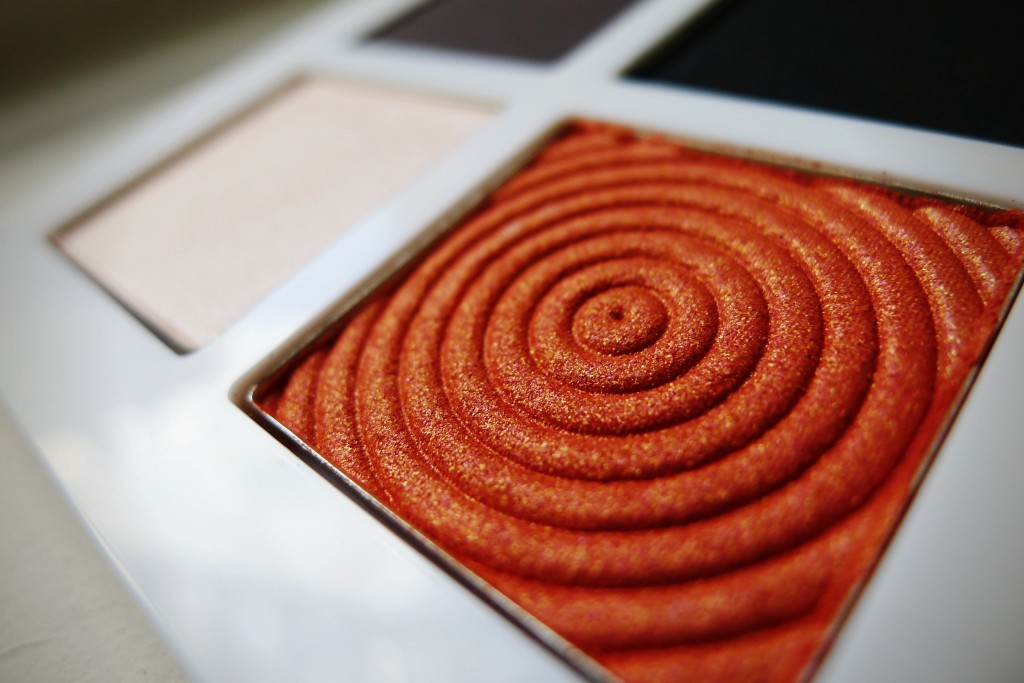 Jen Blair, Jennifer Blair, Mars, Eye, Curiosity, Space, Orange Eye Shadow, Pantone Color of the Year 2012, Sephora, Makeup, Carnelian