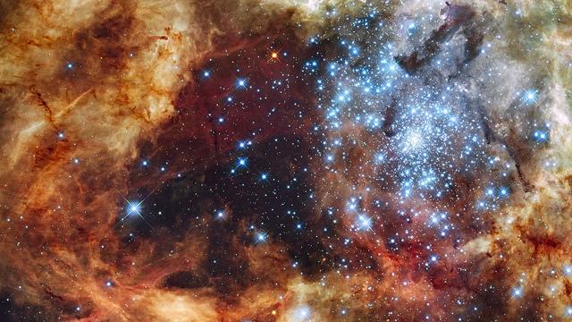 R136, Hubble, Stellar Grouping, NASA